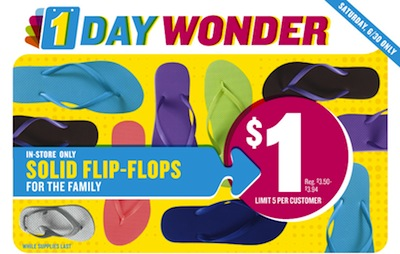 Old Navy 1 Flip Flop Sale