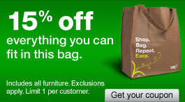 Staples FREE Eco Easy Bag