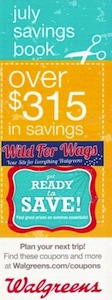 Walgreens July Coupon Booklet