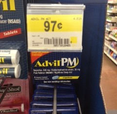Advil PM Travel Size