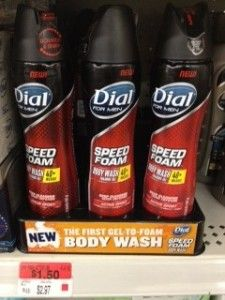 Dial Speed Foam Clearance Walmart