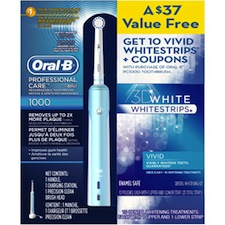 Oral B Professional Care Toothbrush