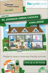 SC Johnson Recyclebank