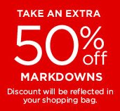 The Limited: 50% off Markdowns + $15 off $50 Coupon Code