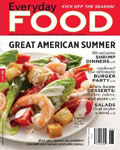 Everyday Food Magazine $4.50/1yr – Today Only (7/16)