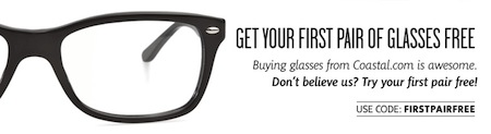 Coastal FREE Glasses