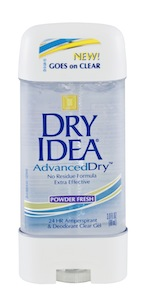 Dry Idea Clear Gel Deodorant