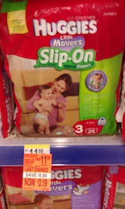 Huggies Little Movers Clearance Walgreens