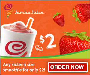 Jamba Juice Smoothie Coupon