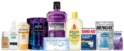 Johnson Johnson Products