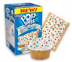 Kelloggs Confetti Cupcake Pop Tarts