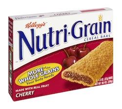 Nutri Grain Cherry