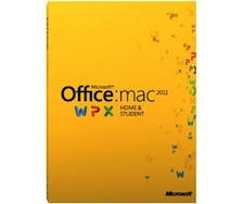 Office Mac 2011 Home Student