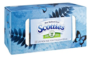 Scotties Facial Tissues Coupon