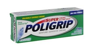 Super Poligrip Free