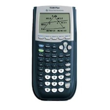 Texas Instruments TI 84 Calculator