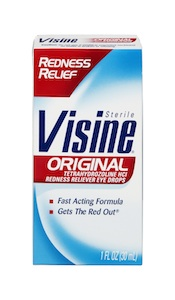 Visine Redness Relief