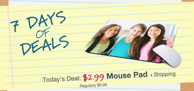 Walgreens Photo Mouse Pad Deal