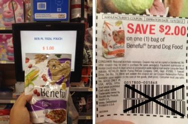 Beneful Walmart Deal