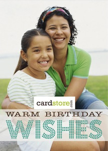 Cardstore FREE Birthday Card