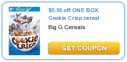 Cookie Crisp Coupon