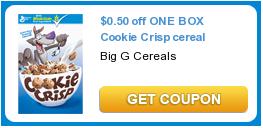 Cookie Crisp Coupon