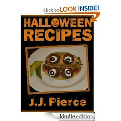 Halloween Recipes Ebook