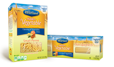 Heartland Hidden Vegetable Pasta Coupon