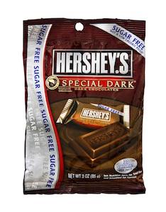 Hersheys Special Dark Sugar Free