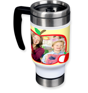 InkGarden: Custom Travel Mug $2