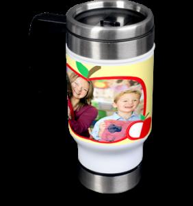 InkGarden Customized Travel Mug
