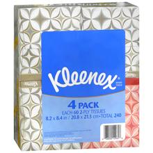 Kleenex 4 Pack