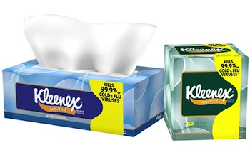 Kleenex Catalina Offer