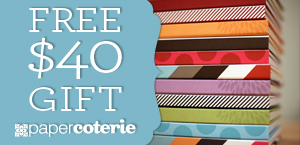 Paper Coterie FREE Gift