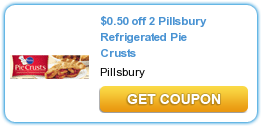 Pillsbury Pie Crust Coupon