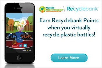Recyclebank Recycle Plastic Bottles