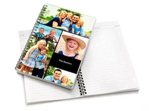 Shutterfly Notebook