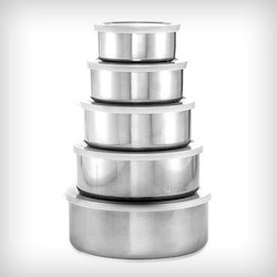 Stainless Steel Food Storage Set