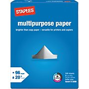 Staples Multipurpose Paper