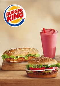 Burger King BOGO