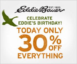 Eddie Bauer 30 Off