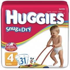 Huggies Snug Dry Diapers Coupon