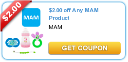 MAM Product Coupon