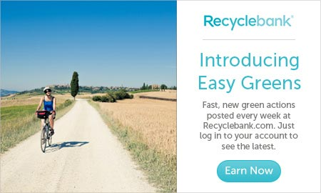 Recyclebank Easy Greens