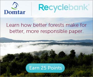 Recyclebank Paper