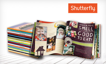 Shutterfly Photo Book Voucher