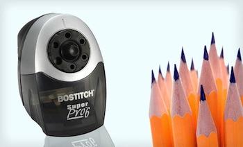 Stanley Bostitch SuperPro Pencil Sharpener