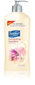 Suave Everlasting Sunshine Body Lotion
