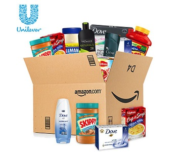 Unilever Care Package