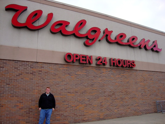 Walgreens Store in St. Cloud, Minnesota